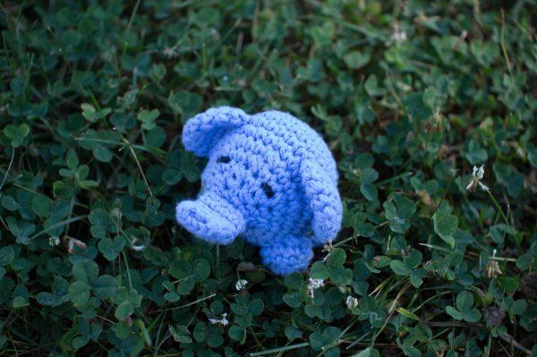 Elephant Amigurumi - Free Crochet Pattern from CrochetforBabies..com