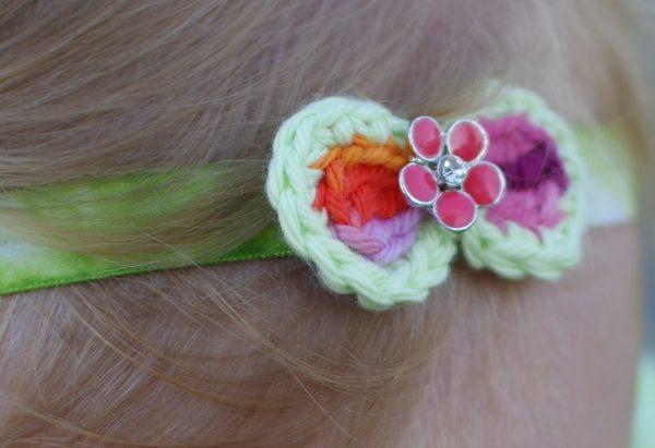 Crochet Baby Bow - CrochetforBabies.com