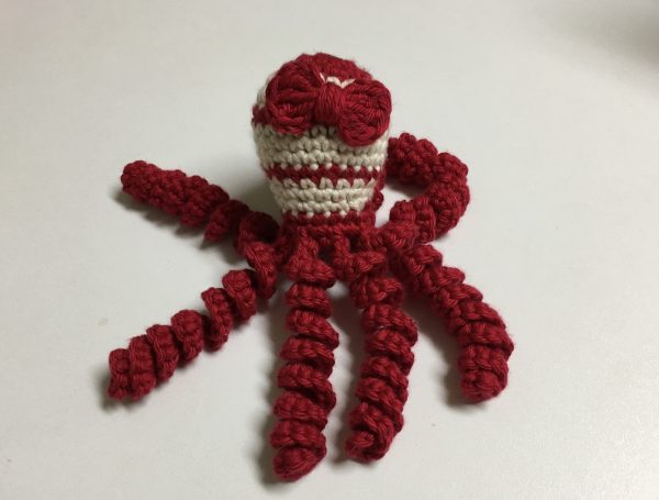 Octo Project - Crochet for babies
