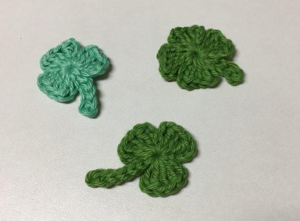 Crochet Shamrack - Crochet for Babies